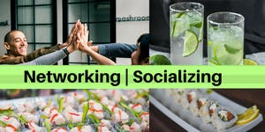 March Chapter Meeting and Social Network Roundtable Eve...