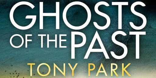 Author Talk - Tony Park 'Ghosts of the Past' (Adults, 16+) (Gungahlin Library)
