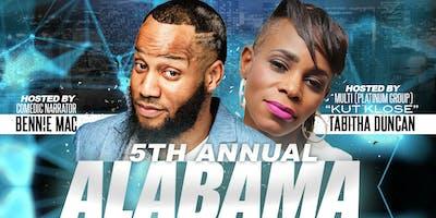 5th Annual Alabama Music Awards