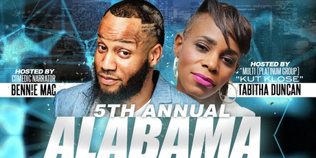 5th Annual Alabama Music Awards tickets