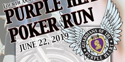 Purple Heart Poker Run 2019