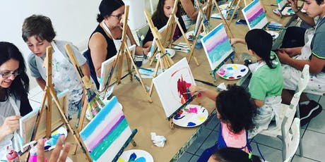 Family Painting Day!  tickets