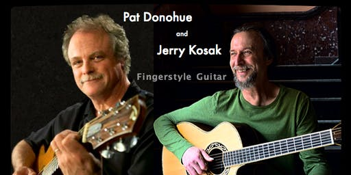 Pat Donohue and Jerry Kosak - Fingerstyle Deluxe