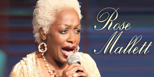 Thursday Jazz with Rose Mallett - A Must See Talent