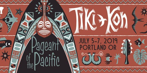 Tiki Kon: Pageant of the Pacific (Weekend Passes)
