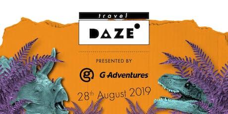 Travel DAZE 2019 tickets