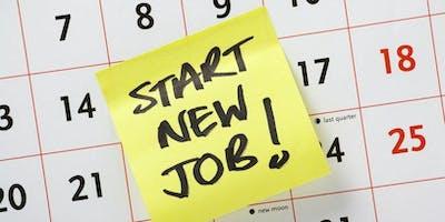 Job Search Workshop: Job Seeking/Job Landing Strategies That Really Work