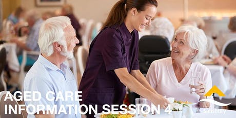 Aged Care Information Session 4 tickets