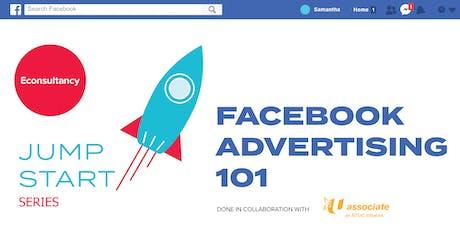 Jumpstart Series: Econsultancy's Facebook Advertising 101 tickets