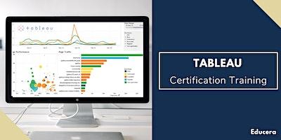 Tableau Certification Training in Melbourne, FL