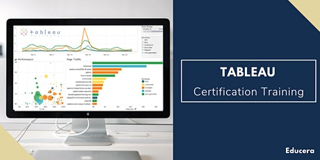 Tableau Certification Training in Redding, CA tickets