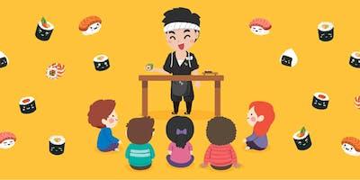 Sushi Hub Kids Workshop