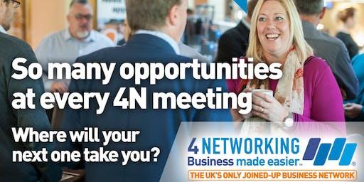 4Networking Newton Abbot - Business Networking Breakfast Meeting