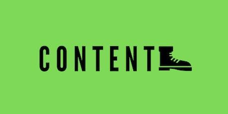 How To Develop A Content Marketing Strategy -Online Course- Bologna biglietti