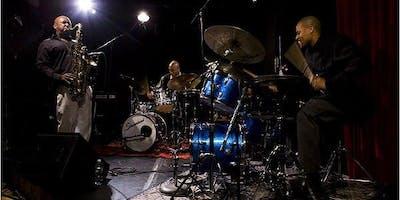 Just Jazz Live Concert Series Presents Third Eye -Nasheet Waits, Abraham Burton, Eric McPherson