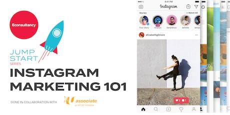 Jumpstart Series: Econsultancy's Instagram Marketing 101 tickets