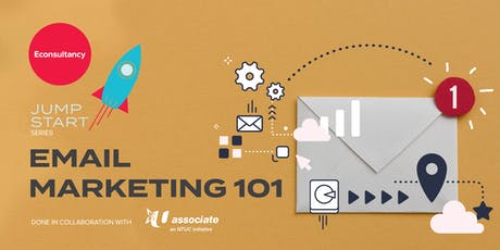 Jumpstart Series: Econsultancy's Email Marketing 101 tickets
