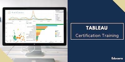 Tableau Certification Training in Winston Salem, NC