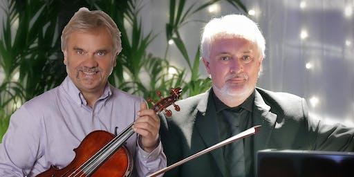 """FESTIVAL MÚSICA """"CLÀSSICS L'ESCALA-EMPÚRIES"""". RECITAL DE VIOLA I PIANO."""