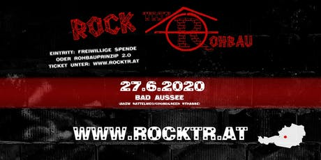 Rock the Rohbau 2020 Tickets