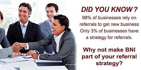 Business Network International tickets