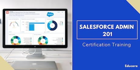 Salesforce Admin 201 Certification Training in Augusta, GA tickets