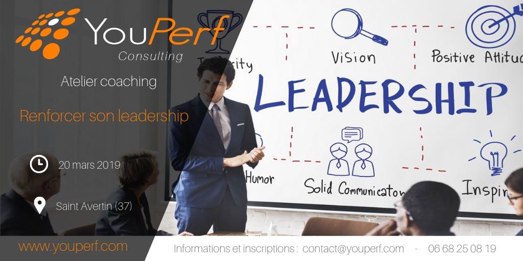 Atelier coaching Renforcer son leadership