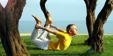 stage Yoga : énergie, relaxation et méditation billets