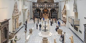 A morning at the Victoria and Albert Museum with Jonath...