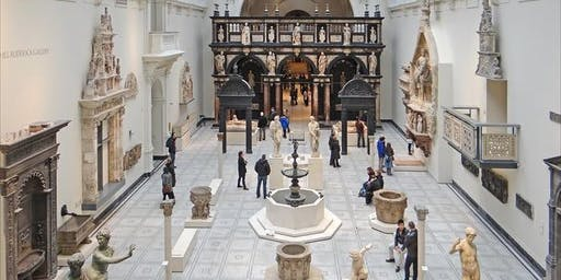 A morning at the Victoria and Albert Museum with Jonathan Jones