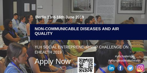 Young Leaders for Health Social Entrepreneurship Challenge on eHealth 2019