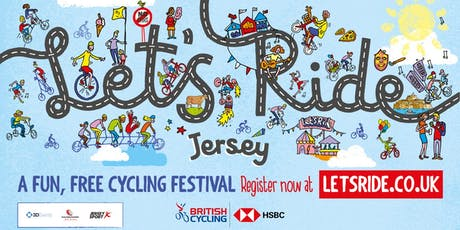 HSBC Let's Ride Jersey tickets