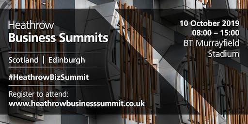 Scotland Heathrow Business Summit 2019