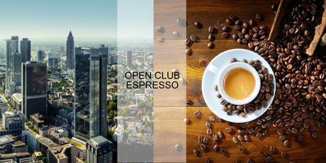 Open Club Espresso (Frankfurt) - November Tickets