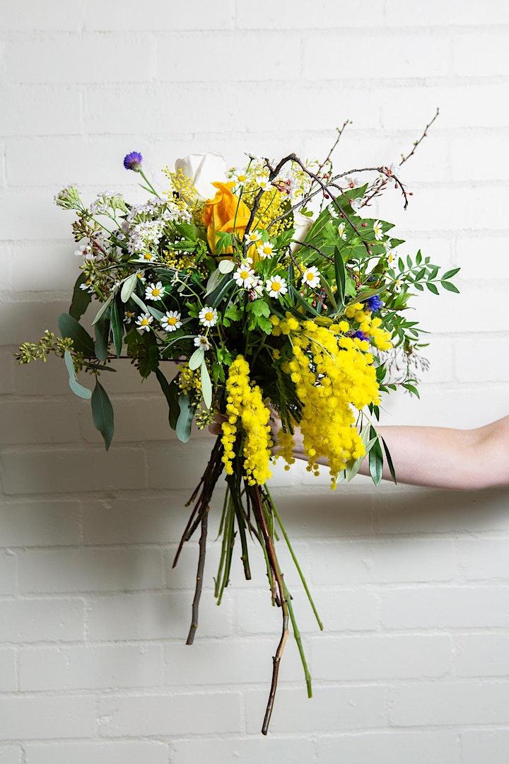 ASK Italian's Edible Bouquet Masterclass, 5 Queen Square, Liverpool image