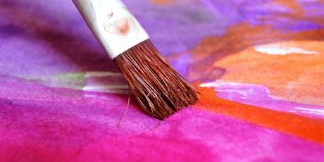 Stage de dessin et d'aquarelle billets