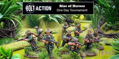 Bolt Action: Rise of Heroes One Day Tournament