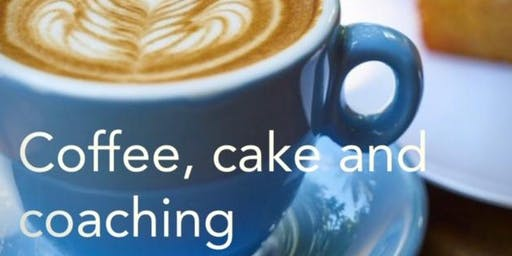 Coffee, cake and sales coaching!