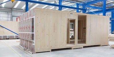 Tour of the nubuild (modular home) factory - Basildon