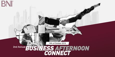2nd Annual Business Afternoon Connect tickets