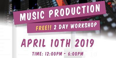 2 Day Music Production Workshop