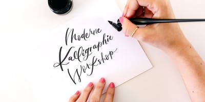 Moderne Kalligraphie Workshop - München