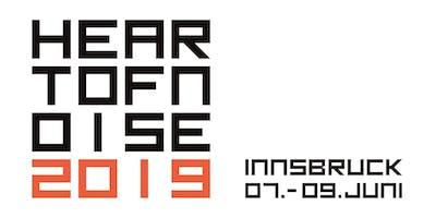HEART OF NOISE Festival   Innsbruck 2019