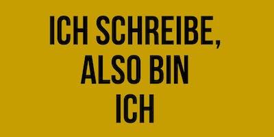 ICH+SCHREIBE%2C+ALSO+BIN+ICH+-+Workshop