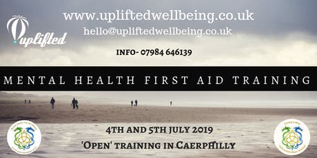 MHFA - Mental Health First Aid Training tickets