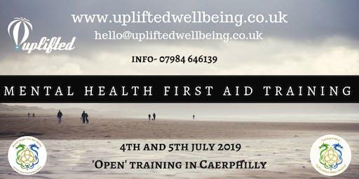 MHFA - Mental Health First Aid Training