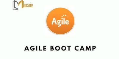 Agile Boot Camp in Columbus, OH on Apr 23rd-25th 2019