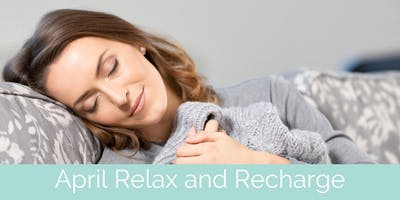 Relax and Recharge Meditation Class for women