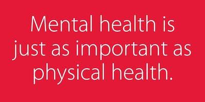 #mentalhealthmile BARROW