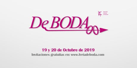 XXI Feria De Boda 2019 - 19 y 20 de Octubre Valladolid entradas